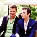 Chris Colfer and Will Sherrod - 454 x 555