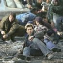 a scene from Paramount' action, War of the Worlds, starring Tom Cruise and directed by Steven Spielberg.