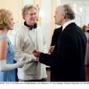 BTS: (L-R) Diane Lane, Randall Wallace, John Malkovich. Ph: John Bramley ©Disney Enterprises, Inc. All Rights Reserved.