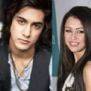 Avan Jogia and Miley Cyrus - 387 x 290
