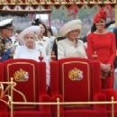 Out & About - The Queen & her family