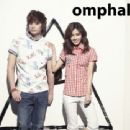 Kim Joon and Gook Ji Yun  photoshoots for Omphalos' 2009 - 454 x 340