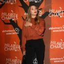 Elizabeth Olsen – Hilarity for Charity Variety Show: Seth Rogen's Halloween in LA - 454 x 698