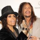 Steven Tyler at the art of Elysium's 7th annual HEAVEN gala on January 11, 2014 in Los Angeles, CA - 396 x 594