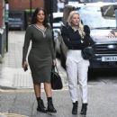 Malin Andersson – Seen heading to Studio 71 in London - 454 x 459
