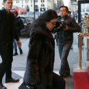 Kourtney Kardashian – At her Manhattan hotel in NY