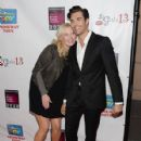 Peter Porte and Chelsea Kane - 427 x 594