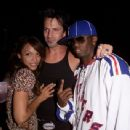 Tommy Lee and Mayte Garcia with P. diddy