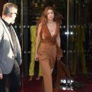 Gigi and Bella Hadid – Arrives at 'The Americans In Paris' Event in Paris