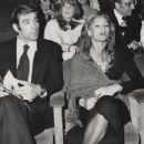Ursula Andress and Fabio Testi