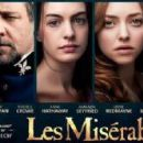 Les Misérables 2012 Motion Picture Movie Musical - 454 x 166