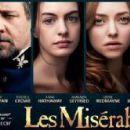 Les Misérables 2012 Motion Picture Movie Musical
