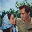 Pier Angeli and Mel Ferrer