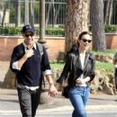 Wilde and Sudeikis get romantic in Rome