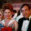 Marion Ross and Tom Bosley