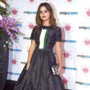 Jenna Coleman – MIPCOM 'Victoria' Red Carpet in Cannes, France, October 2016