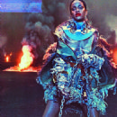 Rihanna - W Magazine Pictorial [United States] (September 2016) - 454 x 681