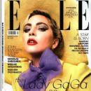Lady Gaga - Elle Magazine Cover [Greece] (December 2019)