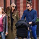 Bradley Cooper and Irina Shayk in New York City - 454 x 654