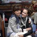 Freja Erichsen and Irina Lazareanu - 398 x 567