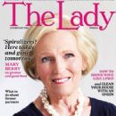 Mary Berry - The Lady Magazine Cover [United Kingdom] (12 February 2016)