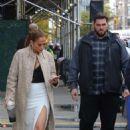 Jennifer Lopez–Out in New York City