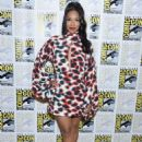 Candice Patton – 'The Flash' Press Line at Comic Con San Diego 2019 - 454 x 635