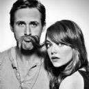 Ryan Gosling and Emma Stone - 454 x 514