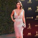 Nadia Bjorlin – 2018 Daytime Emmy Awards in Pasadena