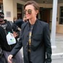 Ms. Ruby Rose Spotted Leaving Steven & CO. Jeweler store out in Beverly Hills CA January 11,2016 - 440 x 600