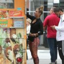 Nina Agdal Street Style – Out in NYC 09/28/2016 - 454 x 560