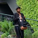 Venus Williams – Attending The Wimbledon Tennis Championships 2019 in London - 454 x 689