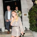 Petra Ecclestone at Annabel's Restaurant in London - 454 x 763