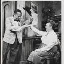 The Pajama Game Original 1954 Broadway Cast Starring John Raitt and Janis Paige . In 1957 Doris Day Starred In The Movie Version Again With John Raitt - 450 x 550