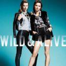 Wild & Alive Fall 2013 Campaign - 454 x 579