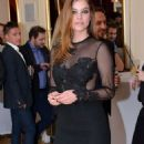 BARBARA PALVIN at Glamour Hungary Women of the Year Gala in Budapest