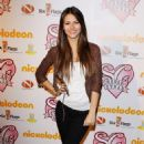 Victoria Justice - Los Angeles Premiere Of Nickelodeon's 'School Gyrls' Held At Six Flags Magic Mountain On February 15, 2010 In Valencia, California