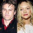 Heath Ledger and Gemma Ward