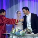 Birce Akalay and Sarp Levendoglu Wedding Day Photos (August 01, 2014)