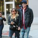 Tommy Lee & Sofia Toufa in NYC - 404 x 594