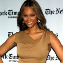Tyra Banks - 4 Annual New York Times Sunday With The Magazine At TheTimesCenter In New York City - 03/05/09