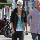 Justin Bieber: Ducati Motorcycle Man