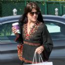 Selma Blair Shopping With Her Boyfriend in Beverly Hills - 454 x 593