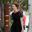 Mandy Moore-Out And About In West Hollywood-October 25, 2010