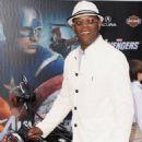 Samuel L. Jackson - The Premiere Of The Avengers (April 11)