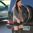 Megan Fox at the L'Ermitage Hotel in Beverly Hills Wednesday January 26, 2011
