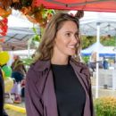 Jill Wagner in A Harvest Wedding