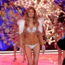 Constance Jablonski 2015 Victorias Secret Fashion Show Runway In Nyc