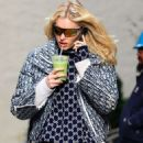 Elsa Hosk – Looks Stylish while stroll through NYC
