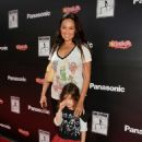 Tia Carrere - Sk8 For Life Benefit In LA, 22 May 2010